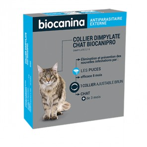Biocanina biocanipro collier insecticide