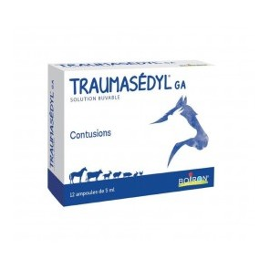 Traumasedyl 12 Ampoules