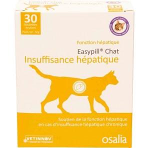 Easypill Insuffisance hépatique Chat
