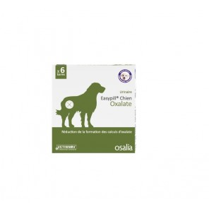 Esaypill Chien Oxalate 6 x 28 gr
