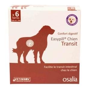 Easypill transit Chien