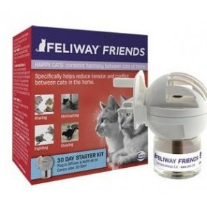Feliway Friends Diffuseur Plus Recharge 48 ml