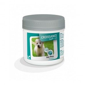 Pet Phos canin Croissance Ca/P 1,3 chiens 100