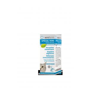 Vetoform Purge naturelle CHAT- 50ml