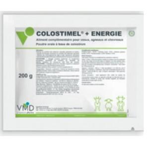 Colostimel Plus Energie 8 Sachets 200gr