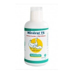 Mineral TS Solution Buvable 125ml 1L ou 5L