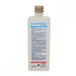 Calcivitol solution injectable 500 ml