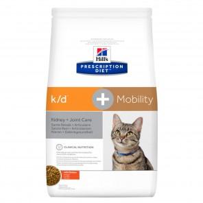 Hill's™ Prescription Diet™ k/d™ + Mobility Feline au Poulet