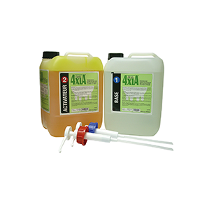 4 XLA (BASE + ACTIVATEUR) PACK 2 x 10 L SOL EXT