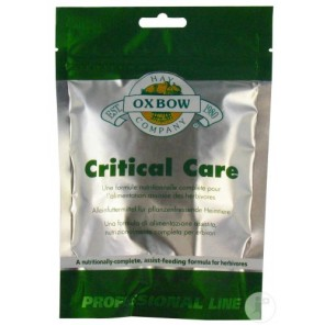CRITICAL CARE B/141 GR PDR OR
