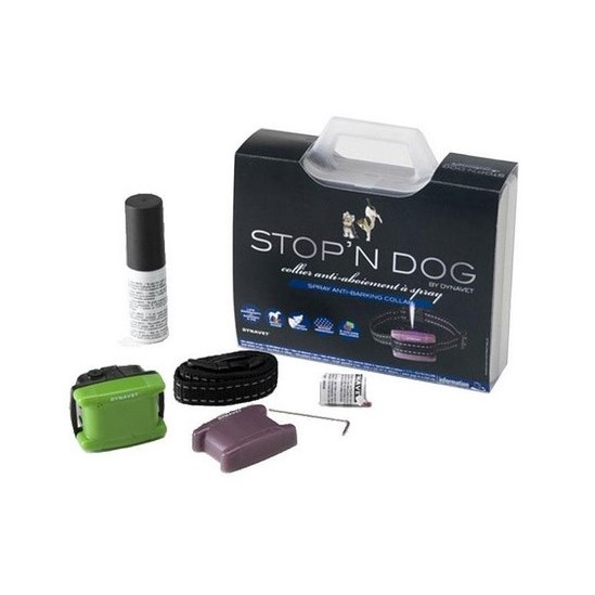 Stop'N Dog Kit collier Anti Aboiements