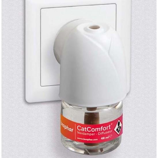CatComfort, recharge aux phéromones pour diffuseur