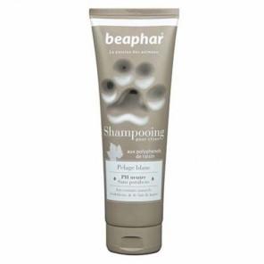 BEAPHAR Shampooing pelage blanc Fl/250ml