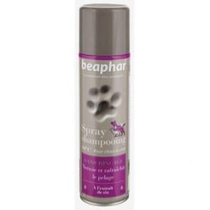 BEAPHAR Shampooing sec sans rinçage flacon spray/250ml