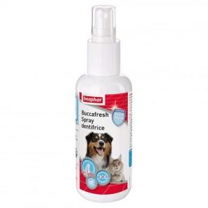 BUCCAFRESH, spray dentifrice pour chiens et chats