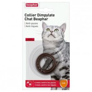Beaphar Collier au dimpylate pour chat 1 collier