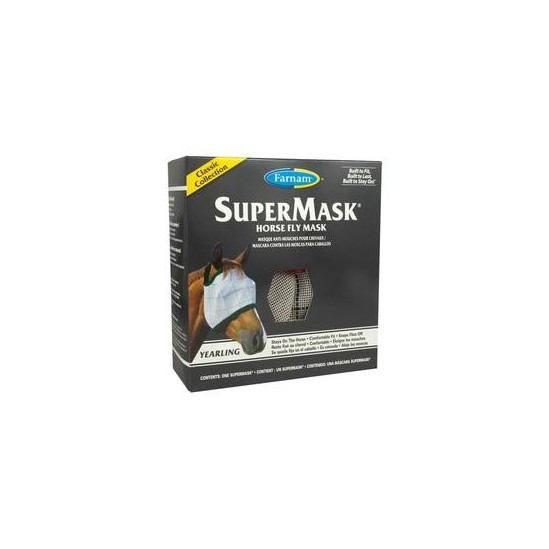 Farnam Supermask II Yearling Couleurs Assorties