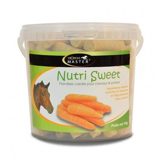 Nutri Sweet Friandises Cheval 1 Kg