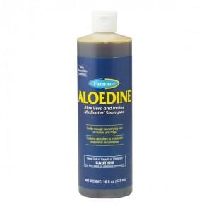 ALOEDINE SHAMPOOING 473 ml aux vertus désinfectantes pour cheval