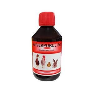 Aviverpurge (Vermifuge Volaille) 250ml, 500ml, 1L ou 5L
