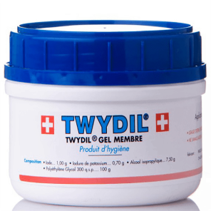 Twydil Gel Membre Pot 250gr