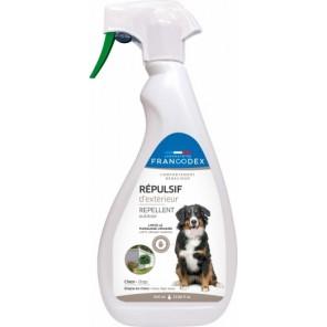 Spray Répulsif Chien d'extérieure Francodex 650 ml