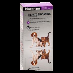 Hepato Biocanina Boite de 1 sachet de 80gr