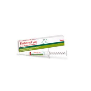 FLUBENOL® Pâte orale 7,5 ml