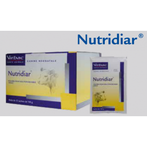 Nutridiar 1 Sahcets 100gr