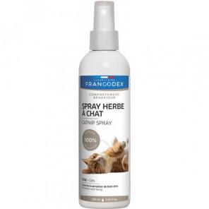 Spray à l'Herbe à Chat Francondex pour chats et chatons 200 ml