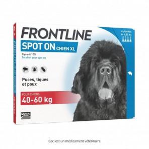 Frontline Spot on chien XL 40-60 kg