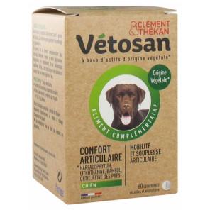 Vetosan Confort Articulaire Chien 60 comprimés