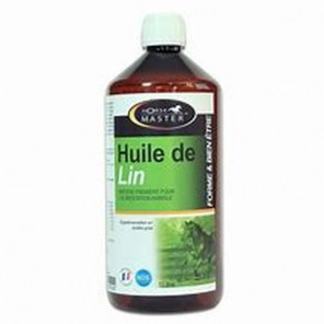 Farnam huile de lin horse master 1L