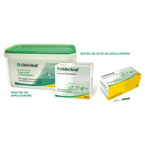 ORBESEAL® 120 seringues (Voir Dry Seal Moins Cher)