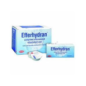 Efferhydran 8 comprimés