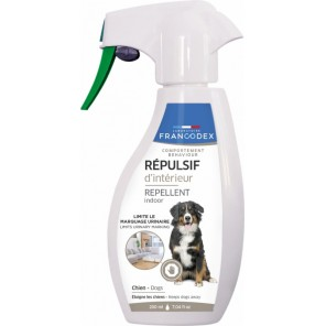 Francodex Spray Répulsif d'intérieure Chien 200ml ou 650 ml
