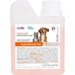 Hydraboost Pet complément réhydratant chiens et chats (125ml) - photo non contractuelle