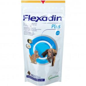 Flexadin Plus Mini 1 à 10 Kg Chats et Petits Chiens 90 bouchés