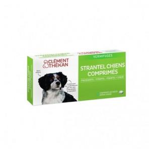 Thekan strantel chien vermifuges 2 comprimés
