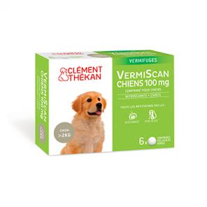 VERMISCAN CHIOT/CHN CPR4 CLEM/THEK