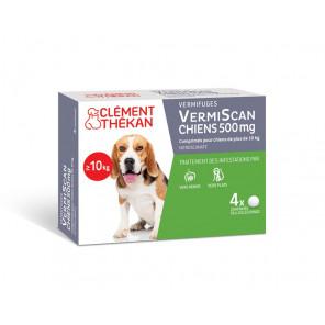 Thekan vermiscan (ex scanil) vermifuges Chien plus 10 kg 4