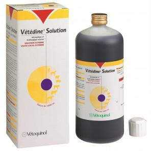 Vetedine Solution 10% 1 L