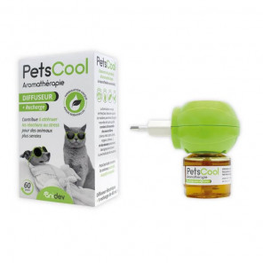 Petscool Diffuseur + recharge